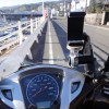 iPhone6 バイク車載するためのマウント方法を紹介します。