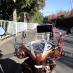 iPhone6でバイク車載 動画撮影に挑戦してみました。