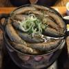 浅草でどじょう鍋を初めて食べました。駒形どじょう