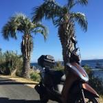 バイク車載、伊豆半島一周ツーリングへ行きました。【原付2種リード125】
