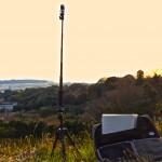HDR-AS200Vでインターバル撮影(タイムラプス)、撮影テスト
