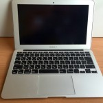 MacBook Air 11-inch Mid 2012 のレビュー