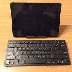 Anker Bluetooth キーボード購入しました。iPadAir用に。
