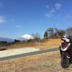 【リード125】富士山と青空タイムラプス撮影ツーリング