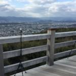 京都の絶景スポット、将軍塚 青龍殿に行ってきました。【α6000】