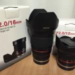 【APS-C】星景撮影用にサムヤン明るい超広角単焦点レンズを購入してみた。